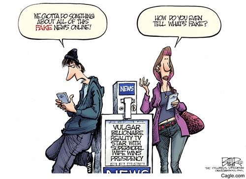 jpg Editorial Cartoon: Fake News