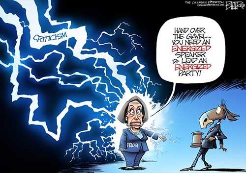 jpg Political Cartoon: Nancy Pelosi