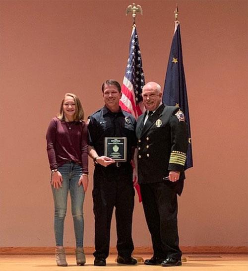 """jpg Firefighter of the Year: Christopher """"Doug"""" Widener"""