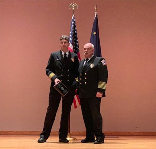 jpg Ken Akerley Fire Service Leadership Award: Brian Keene