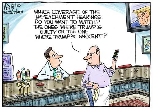 jpg Political Cartoon: Impeachment Hearings