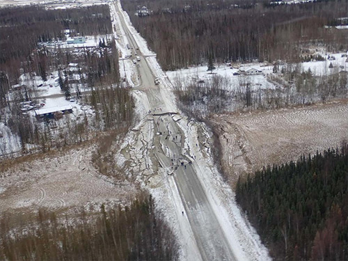 November 30th Earthquake was Alaska's Largest Natural Disaster Since 1964 Good Friday Quake