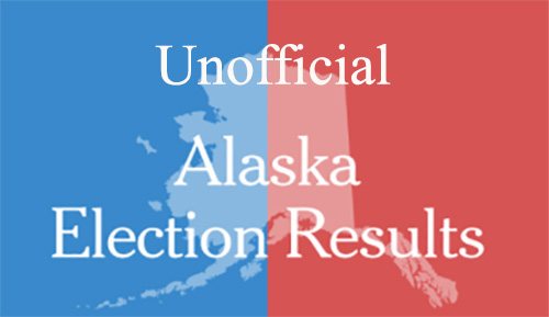 Unofficial Alaska Election Results