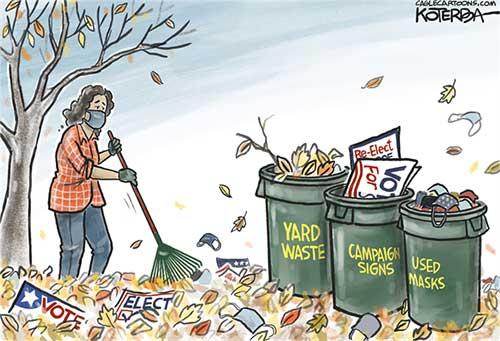 jpg Political Cartoon: Autumn Raking