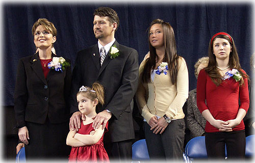 Alaska's New First Family