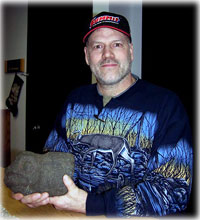 Ancient Stone Objects Donated by Juneau Man