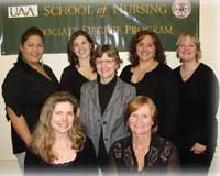 Six Graduate From UAA Ketchikan's Nursing Program