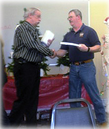 NTFD Presents Fire Fighters Awards for 2009