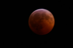 Total Lunar Eclipse Wows Sky Watchers