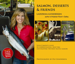 Tastiest Catch: Alaskan Fisherwoman's New Salmon Cookbook Will Get You Hooked
