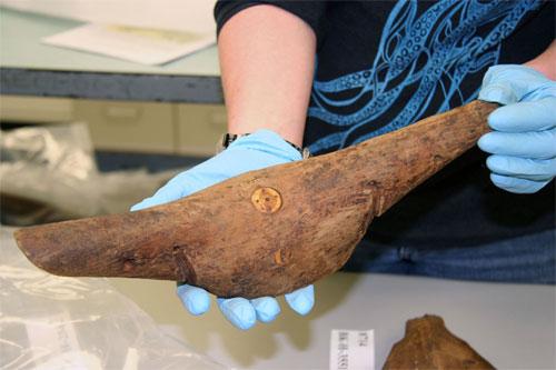 jpg Oldest known circumpolar umiak discovered