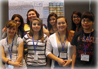 Hydaburg Students Attend American Indian Science and Engineering Society's National Conference