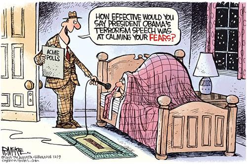 jpg Editorial Cartoon: Terror Speech
