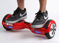 Alaska Airlines Bans Hoverboards On Airplanes