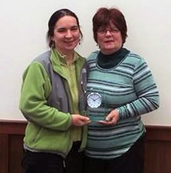 jpg Eddy Honored for 30 Years of Service with RurAL CAP