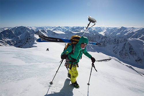 jpg Measuring the highest peaks in the Brooks Range