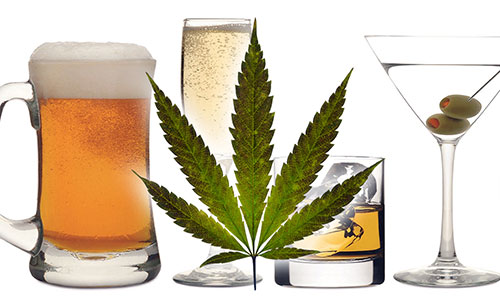jpg No easy answers in study of legal marijuana's impact on alcohol use