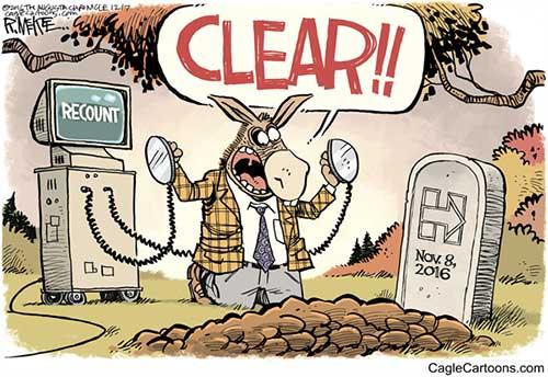 jpg Editorial Cartoon: Futile Recount