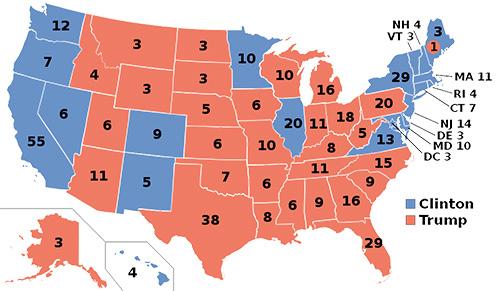 jpg States' Number of Electors