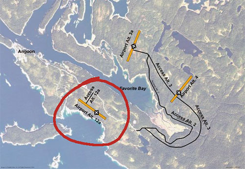 SitNews: City of Angoon is Closer to Having an Airport