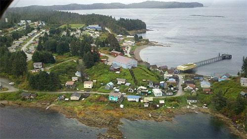 jpg City of Angoon is Closer to Having an Airport