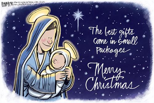 jpg Political Cartoon: Merry Christmas