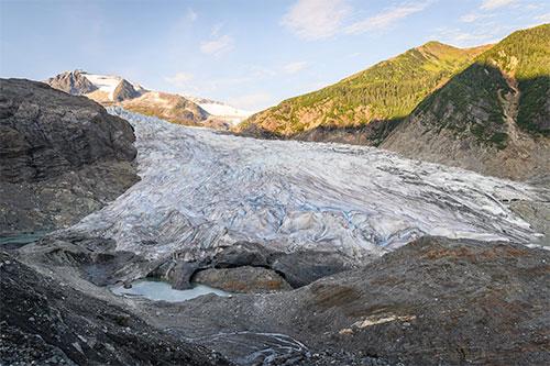 Alaskan leads Arctic Report Card warning Arctic warming continues