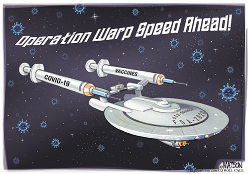 jpg Political Cartoon: COVID-19 Vaccines