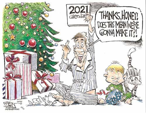 jpg Political Cartoon: My favorite gift