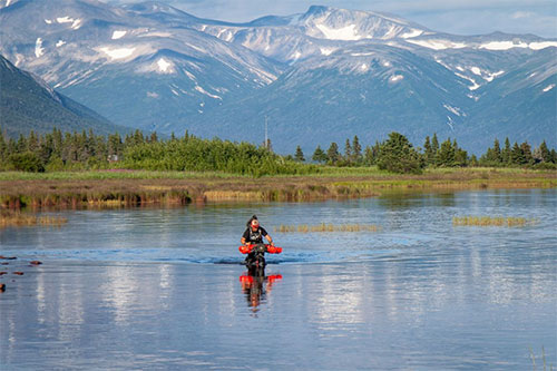 Fatbiking and Packrafting to Bristol Bay: A Conversation with Bjørn Olson