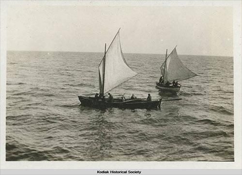 jpg Sailboats chasing salmon in Bristol Bay