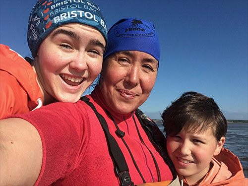 Melanie Brown: Bristol Bay Salmon Mama
