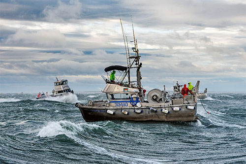 Chris Miller: Photographing Bristol Bay