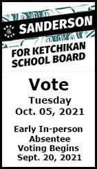 Keenan Sanderson for Ketchikan School Board