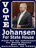 Kyle Johnsen for State House - Ketchikan, Alaska
