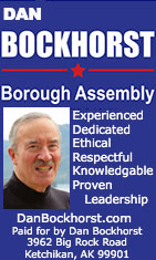 Dan Bockhorst for Ketchikan Borough Assembly 2018
