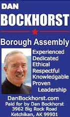 Dan Bockhorst for Ketchikan Borough Assembly 2018