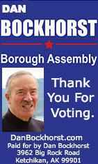 Dan Bockhorst -- Thank You For Voting