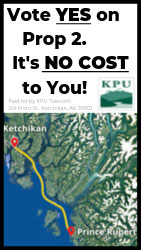 Vote YES on Prop 2 - KPU - Ketchikan, Alaska