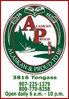 Alaskan &amp; Proud