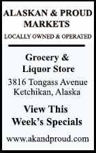 Alaskan and Proud Markets - Grocery & Liquor Stores - Ketchikan, Alaska
