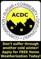 Alaska Community Development Corporation - Free Weatherization Program