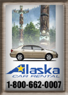 Alaska Car Rental - Ketchikan, Alaska