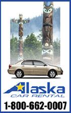 Alaska Car Rental - Ketchikan, Alaska