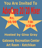 AdvoCare 24 Day Challenge - Ketchikan, Alaska