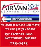 Air Van Moving Group - Ketchikan, Alaska
