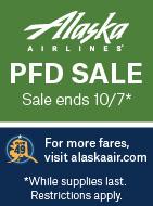 jpg Alaska Airlines PFD Sale