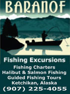 Baranof Fishing Excursions - Ketchikan, Alaska