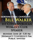 Bill Walker for Governor
