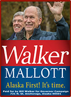 Bill Walker for Alaska Governor